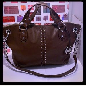 NWOT Michael Kors Cognac Women Shoulder Bag